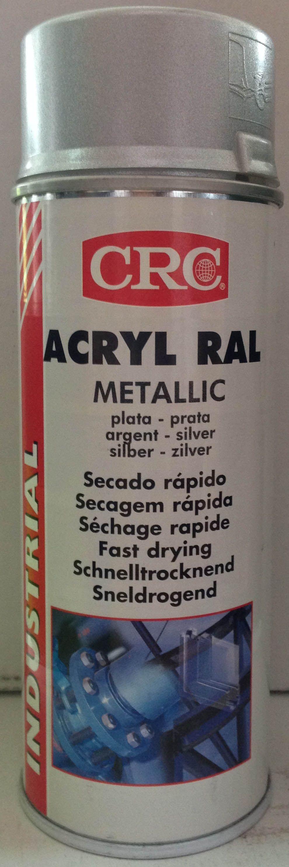 ESMALTE SPRAY ACRYL...