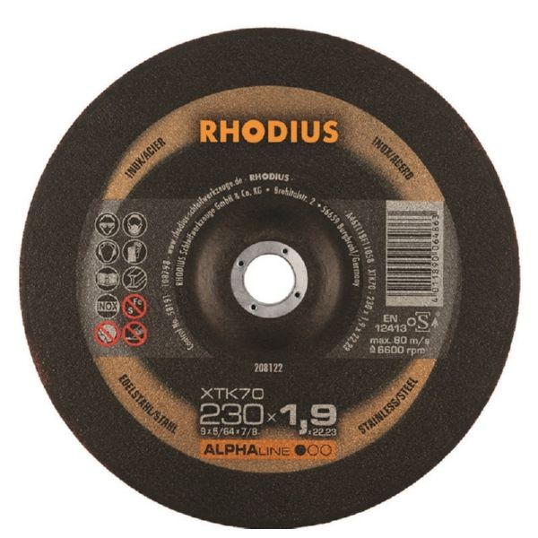 DISCO RHODIUS XTK70...