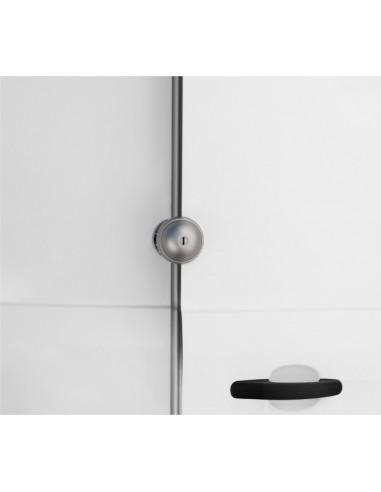 Cerradura para veh/ículos Inox MERONI UFO+
