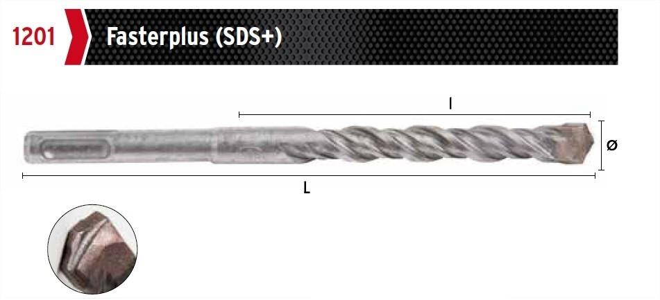 BROCA SDS-PLUS HEPYC...