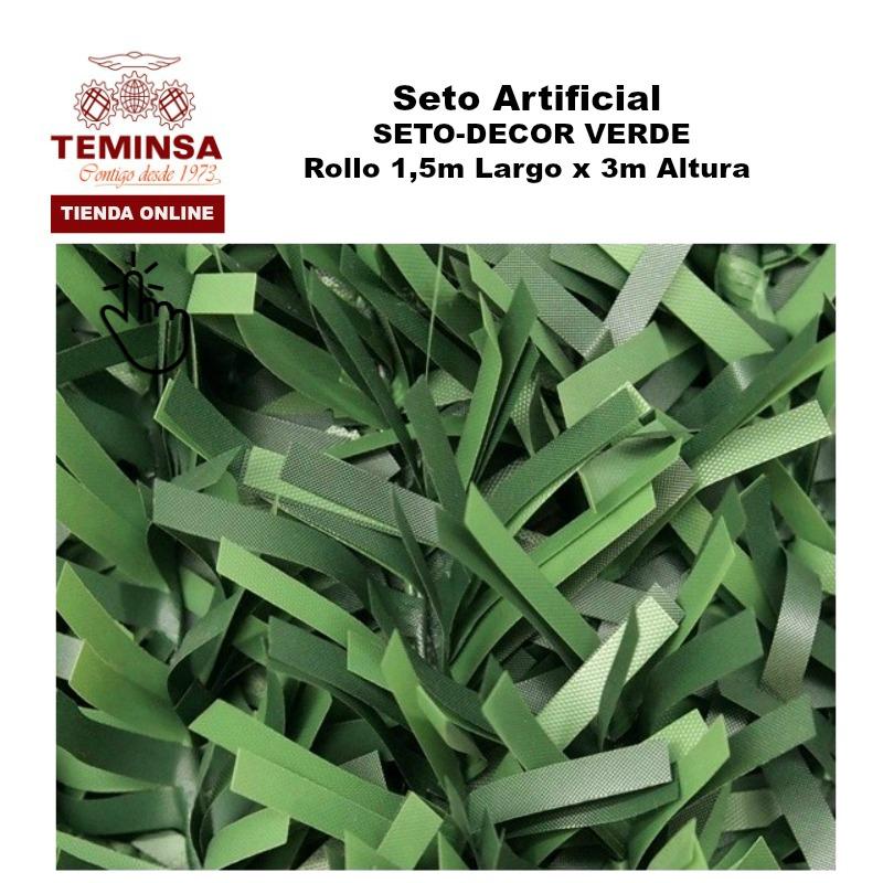 Seto Aritificial 1,5x3 Teminsa Tienda Online