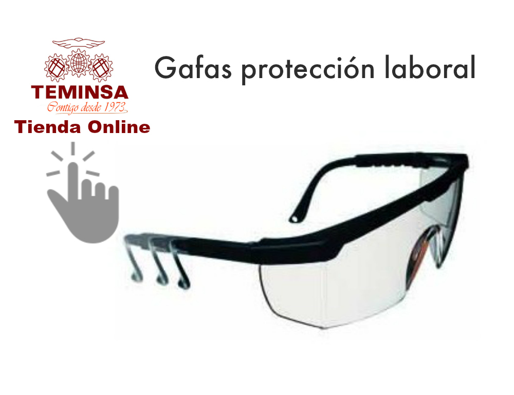 Gafas Protección Laboral Teminsa Tienda Online