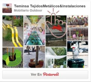 Teminsa Mobiliario Outdoor Pinterest