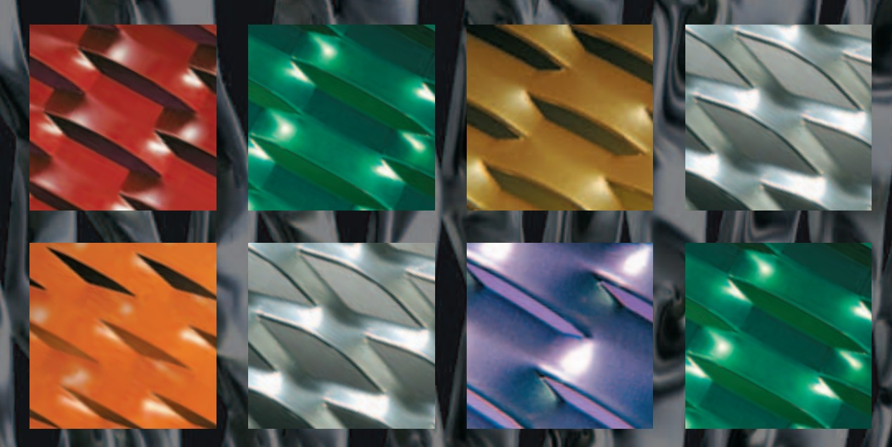 Super Metal Deployé Colores