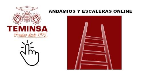Andamios y Escaleras Teminsa Online
