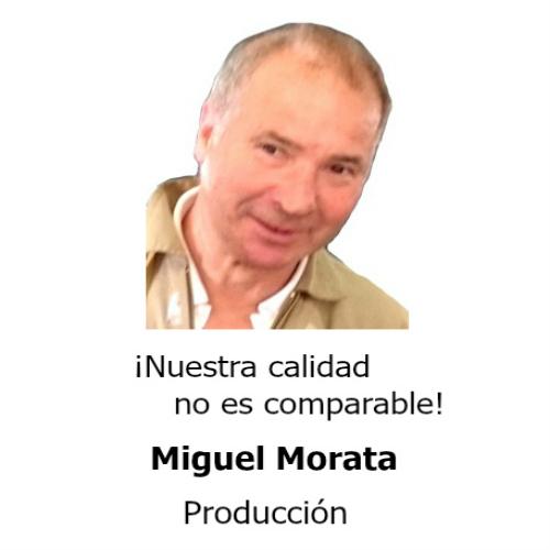 Miguel Morata Producción Teminsa Tmi