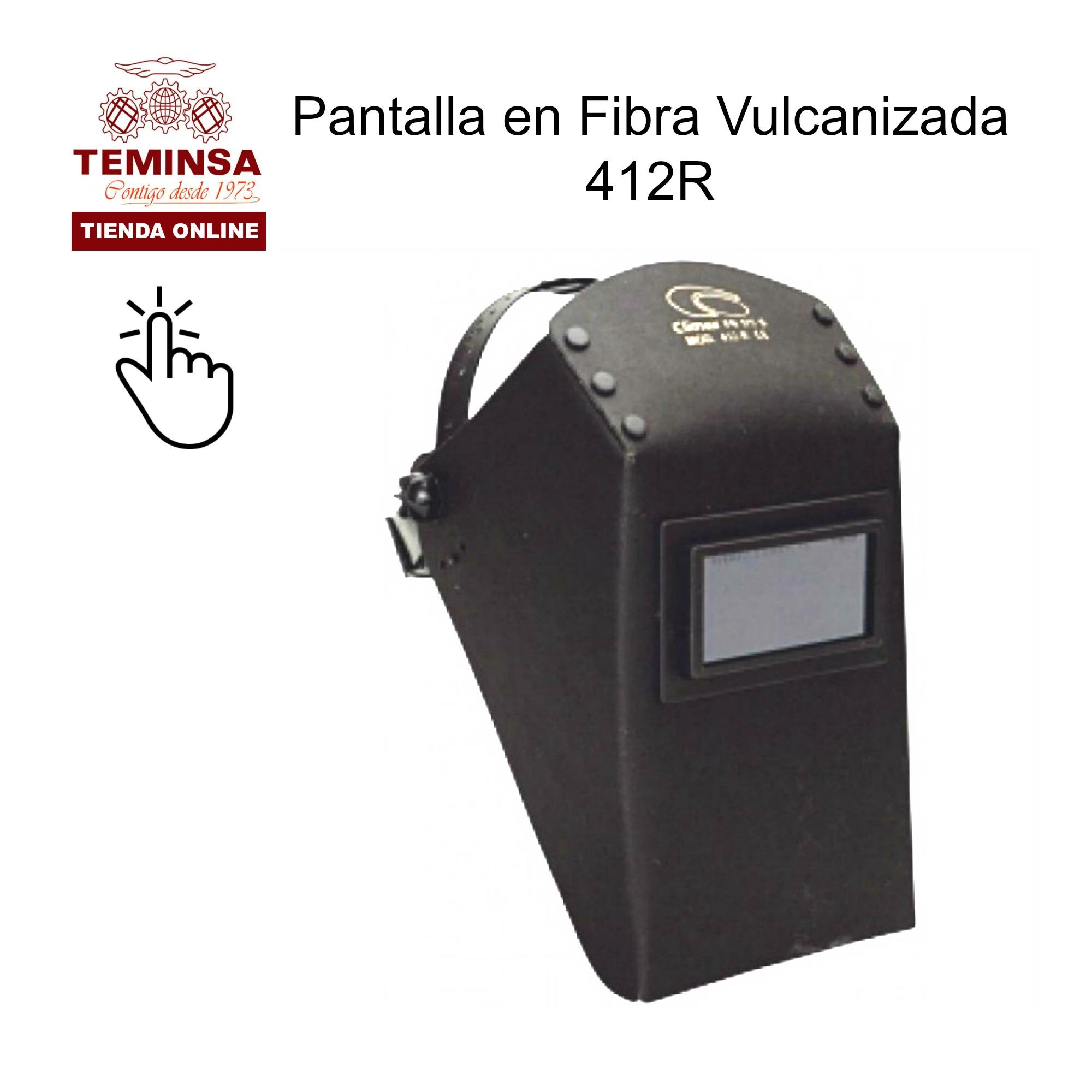 Pantalla Soldador en Fibra Vulcanizada Teminsa Online
