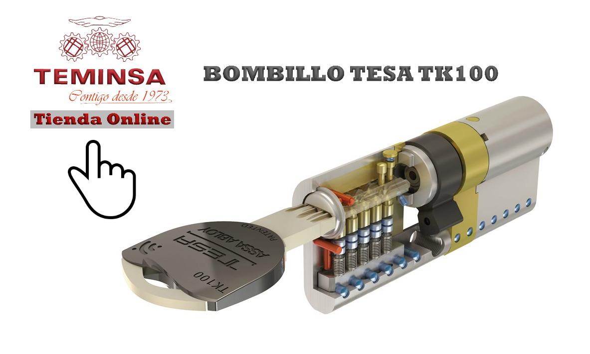 Bombillo Alta Seguridad Tesa TK100 Teminsa Tienda Online