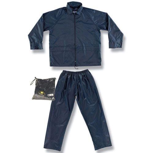 protección laboral con trajes de agua