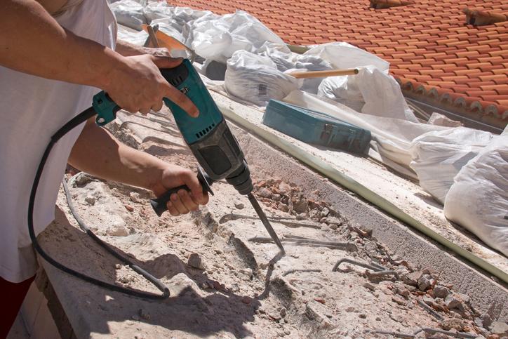 Los mejores martillos eléctricos para tus labores de bricolaje