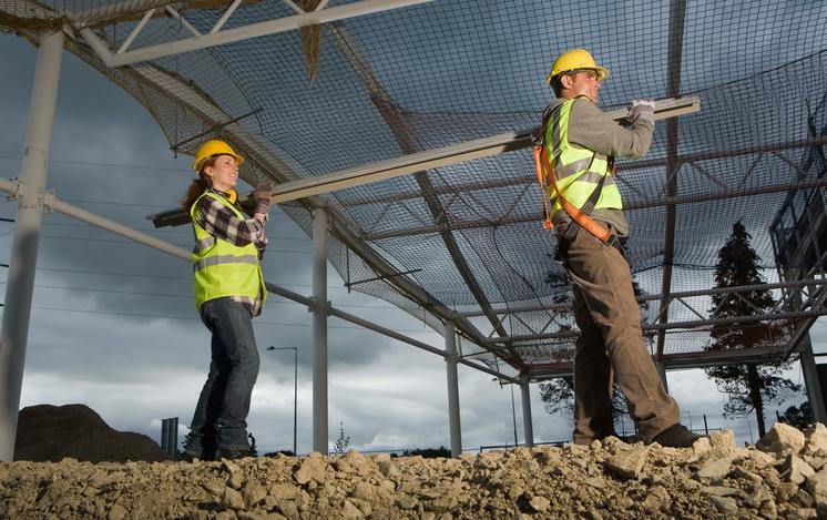 Protección laboral: Cascos