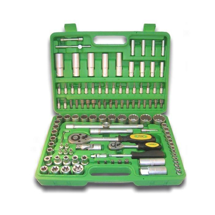 Elegir la caja de herramientas adecuada