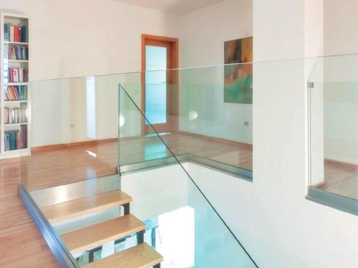 Barandilla Atenea, elegante y funcional para reforzar tu seguridad