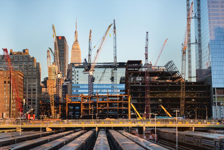 La importancia de los puntales en labores de construcción