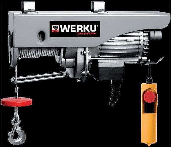 Polipastos eléctricos para levantar las cargas más pesadas