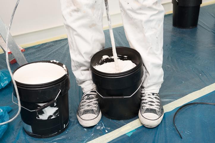¿Qué es un mezclador de pintura y cómo se usa?