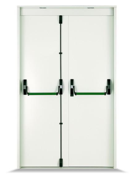 Las puertas cortafuego son uno de los elementos más importantes de la seguridad