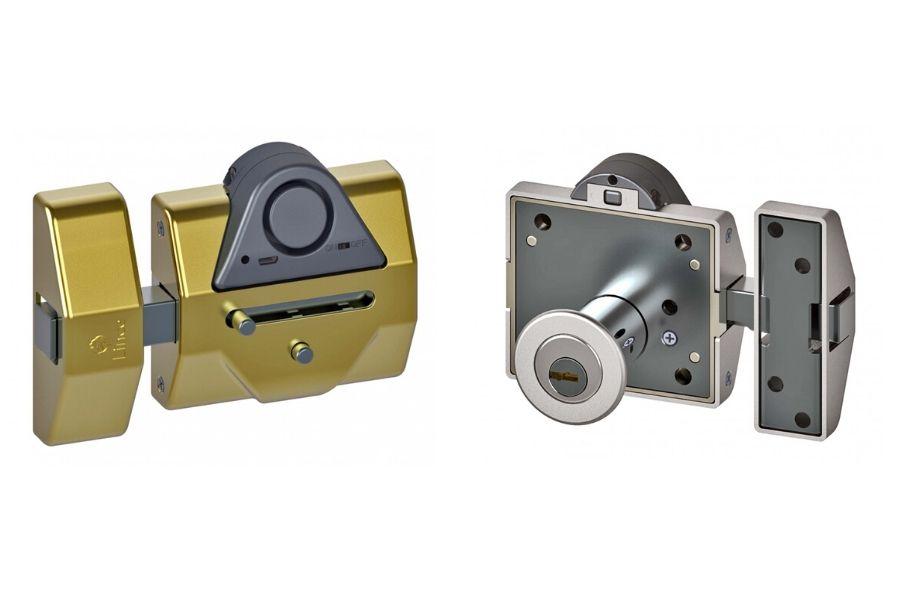 La nueva generación de cerrojos de seguridad Lince con alarma