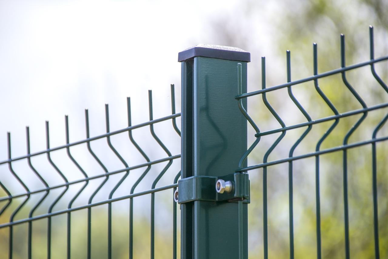 ¿Qué es la valla plegada?